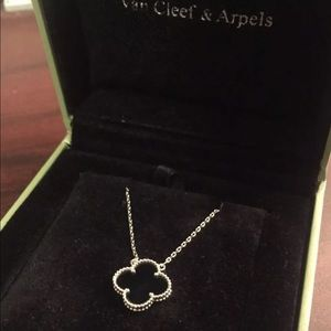 Vintage Van Cleef & Arpels Alhambra Necklace